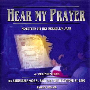 3 Hear my Prayer