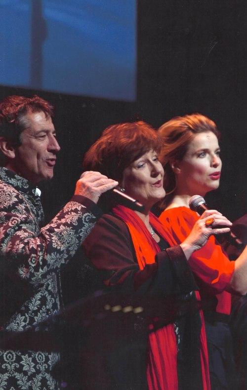 Mokum zingt Carré 2012 - Marc Krone, Hieke Meppelink, Thekla Reuten © Foto Jaap Reedijk - dacht ik
